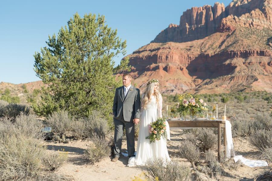 Zion Stylized Wedding