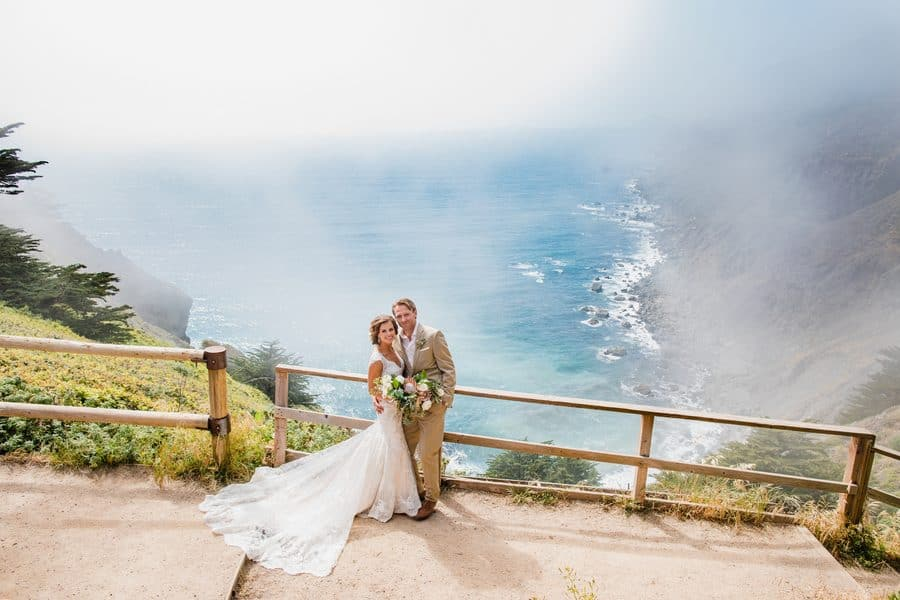 Spectacular Ocean Wedding