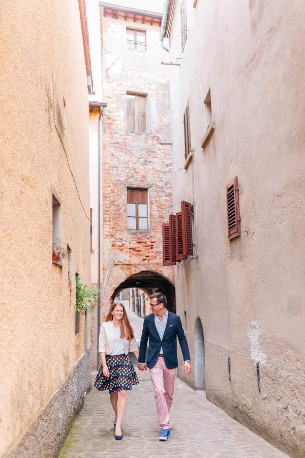 Tuscan Engagement Shoot