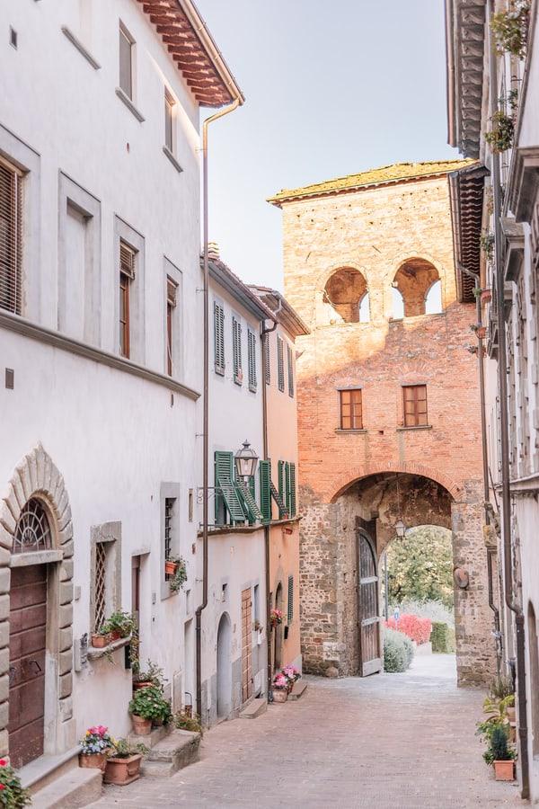 Tuscan Surroundings
