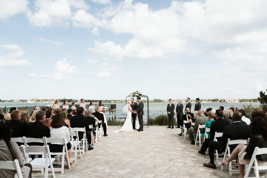 Cleaveland & Jackson's Simple in the Springtime Wedding