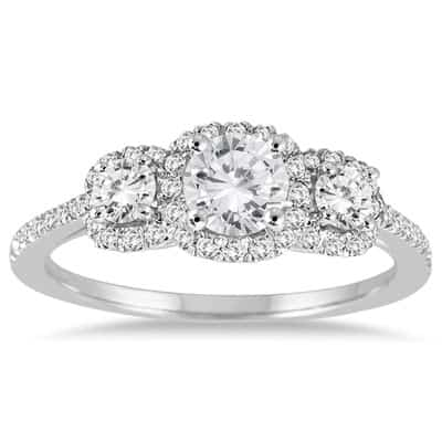 extravagant engagement ring