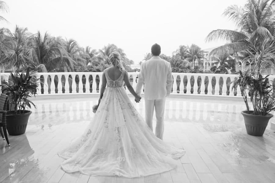 Beachside Wedding in Tulum