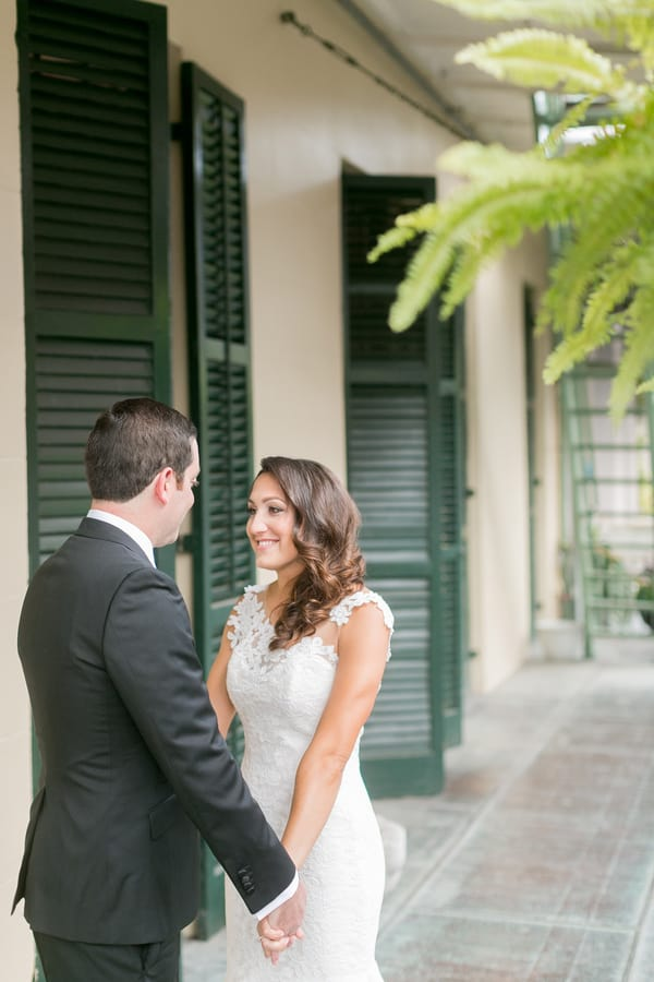 Jen and Jonathan's New Orleans Nuptials