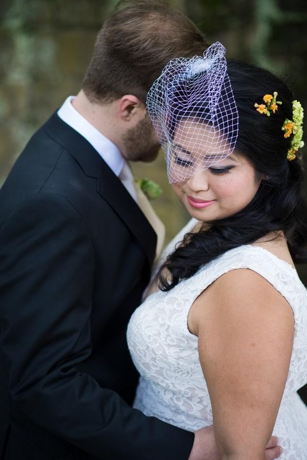 Fabulous wedding shot