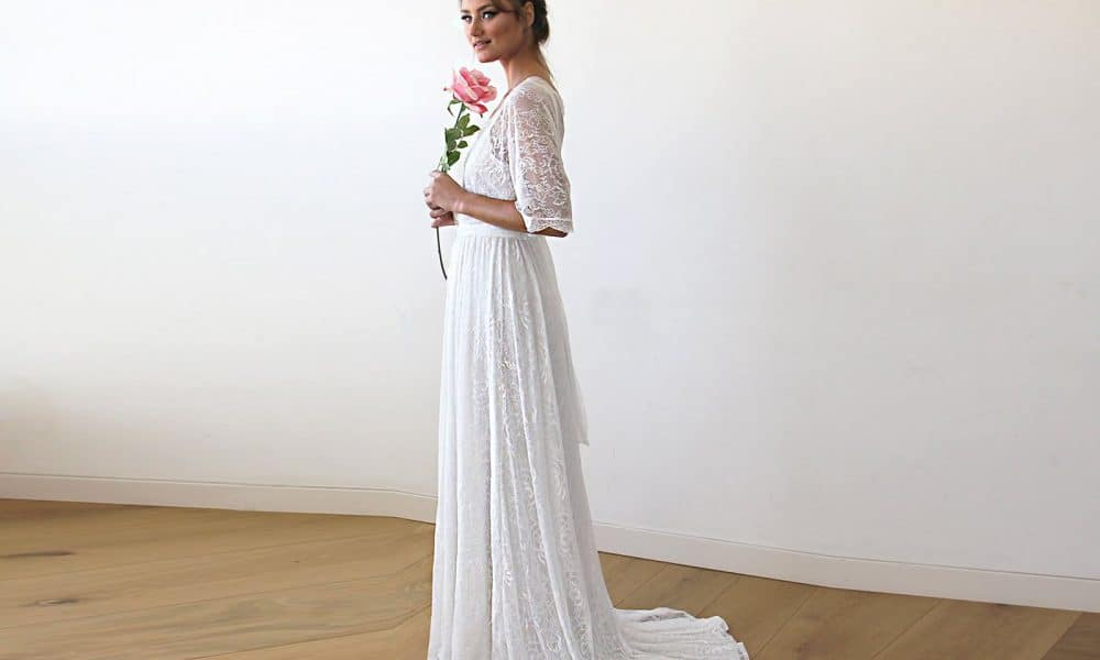 6 Simple Wedding Dresses We Absolutely Adore