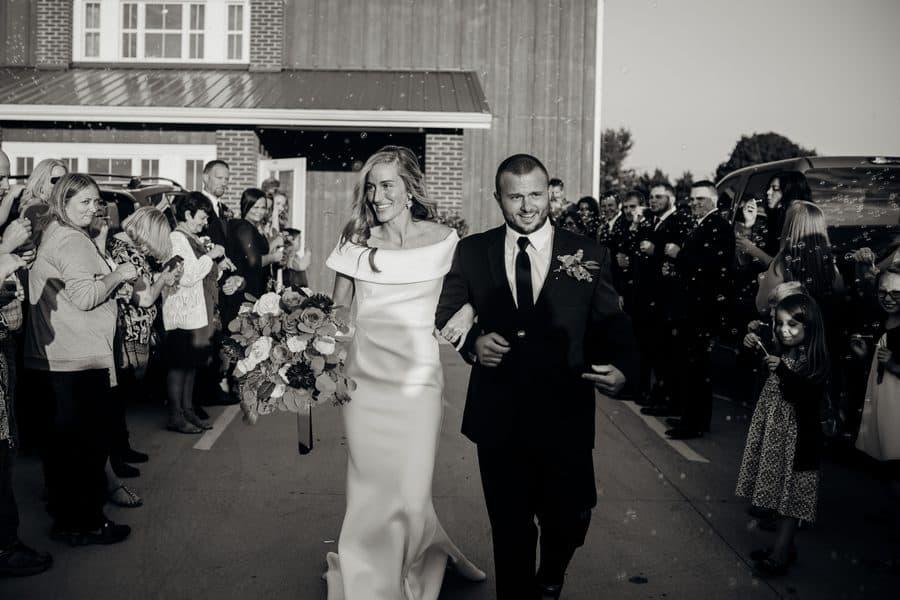 Glam Industrial Wedding