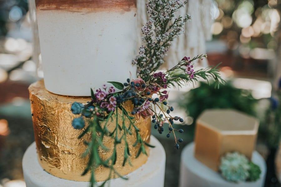70s Bohemian-Inspired Wedding