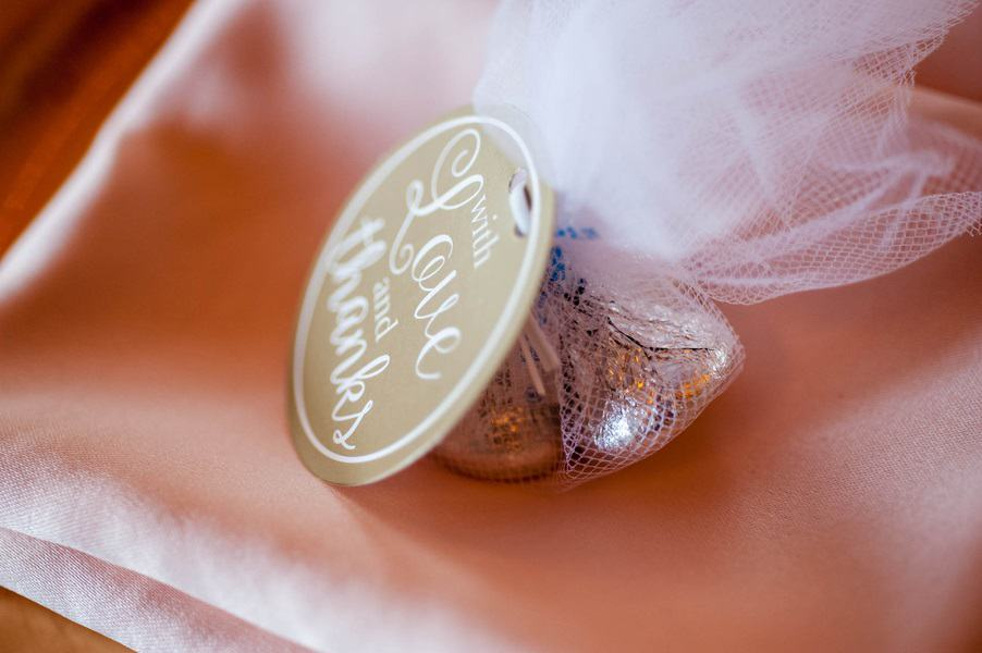 beautiful wedding favors