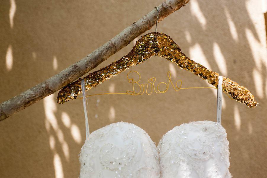 bridal hanger