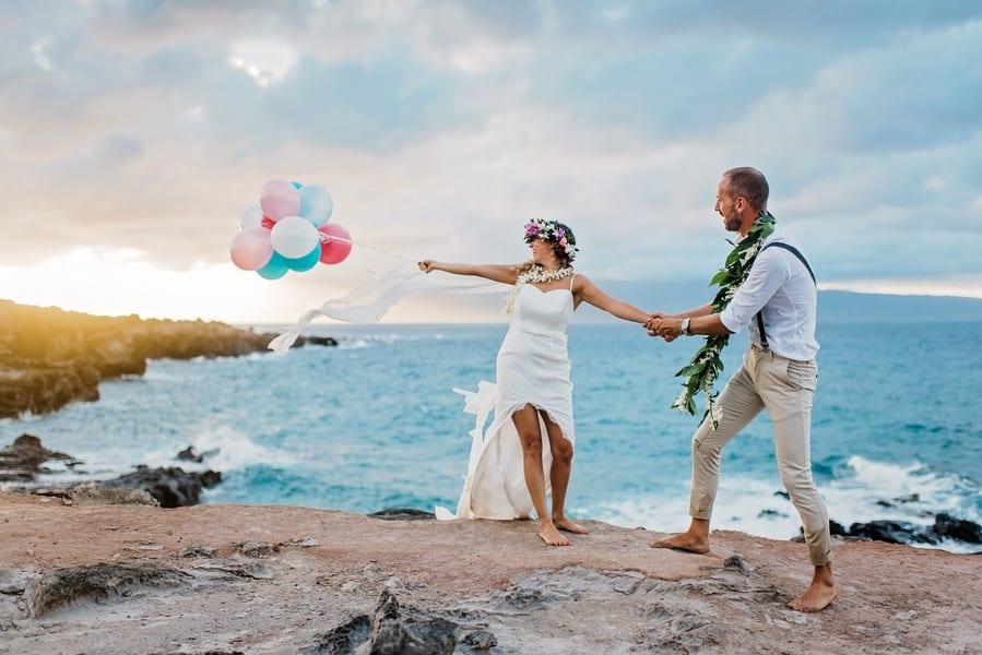 cute wedding photography
