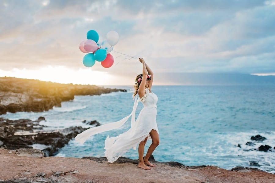 fabulous bridal shot