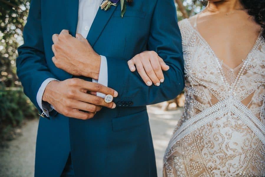 Seventies Bohemian-Inspired Wedding