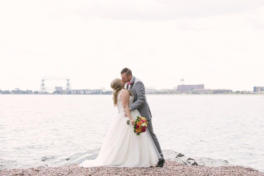 Dreamy Duluth Wedding
