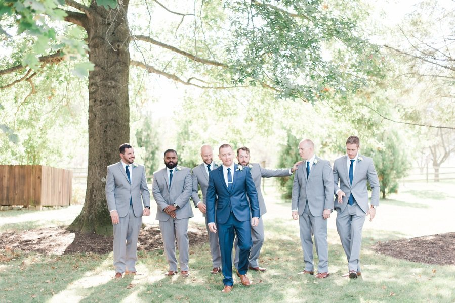groomsmen together
