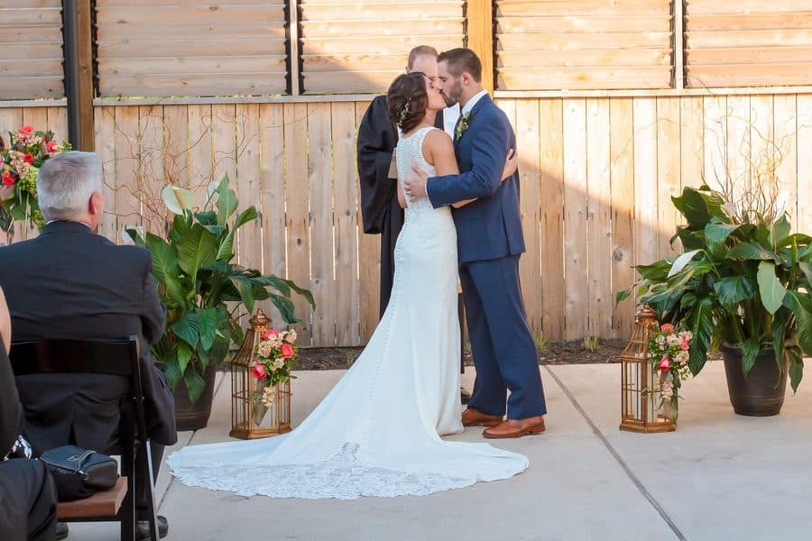 Holly & Justin's Pineapple Paradise Wedding