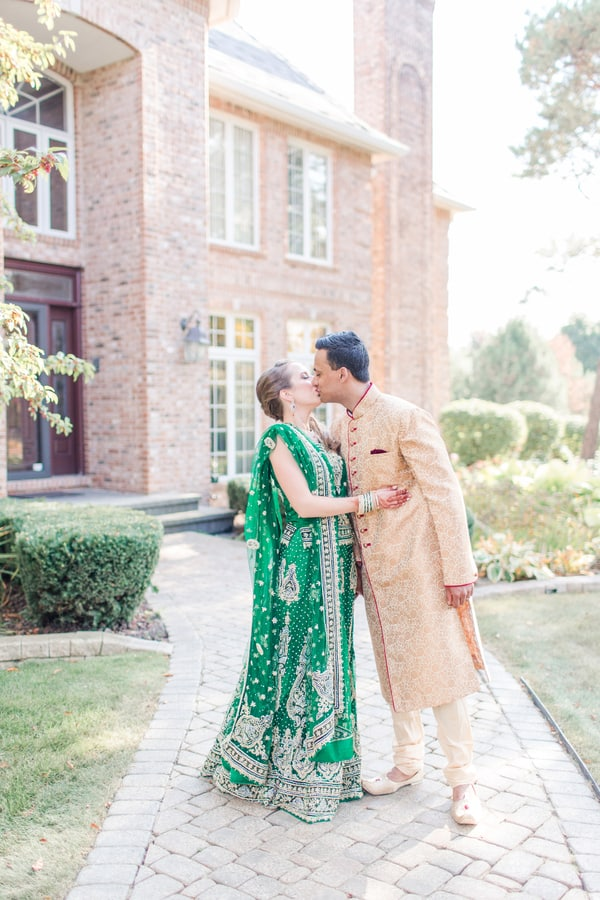Multicultural Indian Wedding