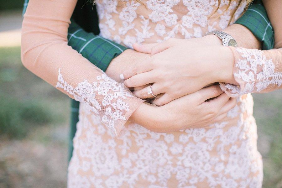 Liz & Jay's Houston Engagement Shoot