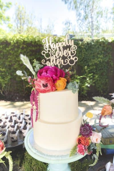 A Napa Valley Mad-Hatter Tea Party Wedding