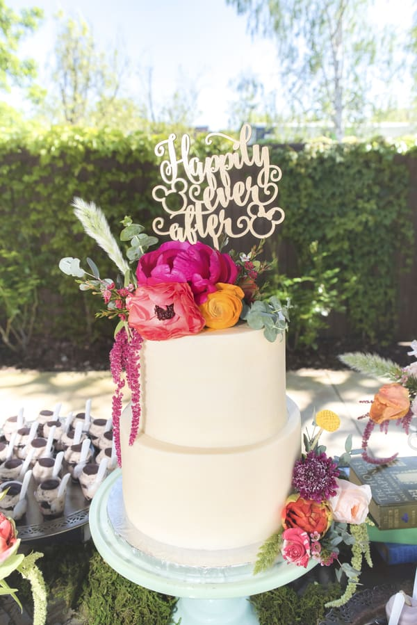 A Napa Valley Mad-Hatter Tea Party Wedding | Cake & Lace Wedding Blog