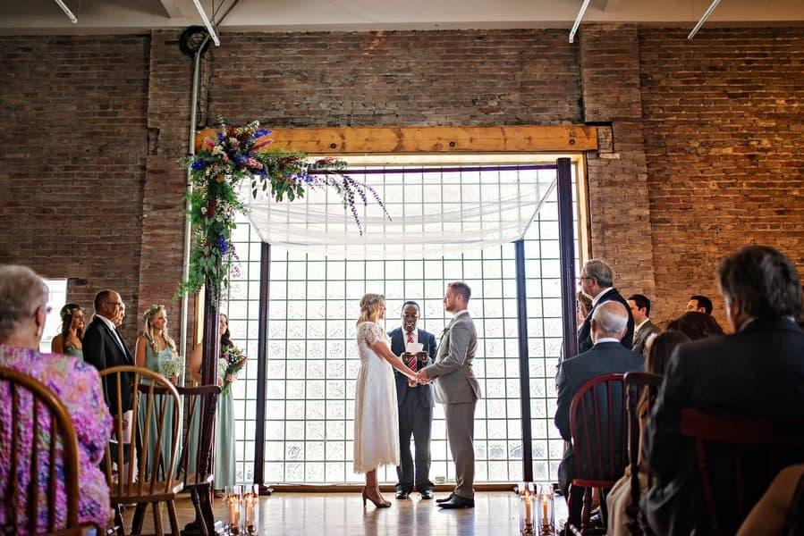 Boho Wedding at 99 Sudbury