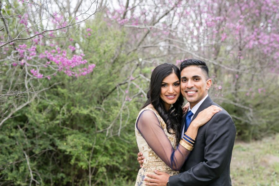 Indian Engagement Photoshoot