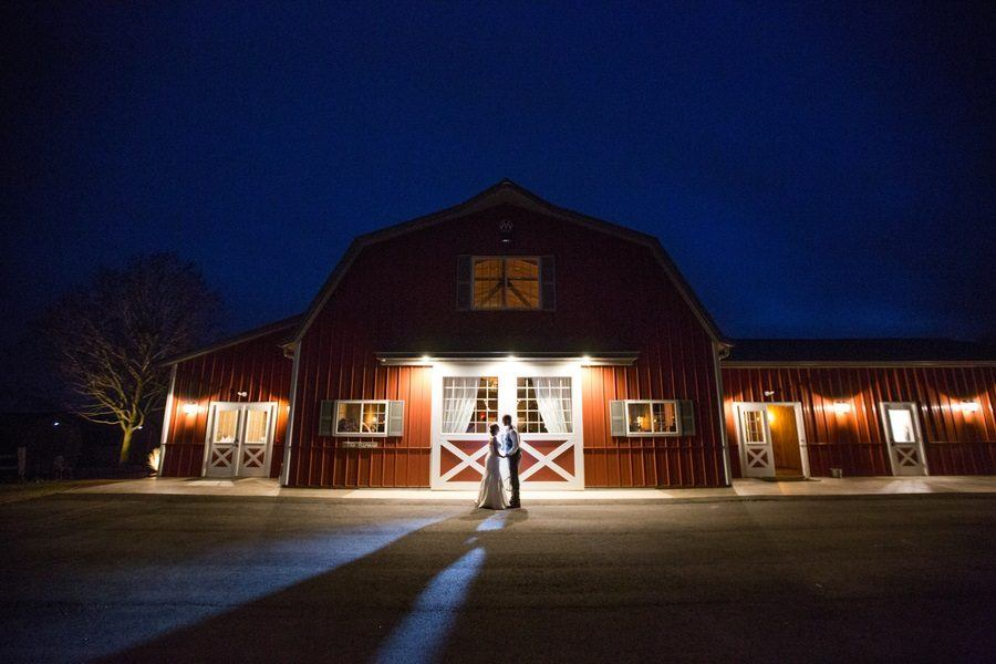 Country Chic Barn Wedding