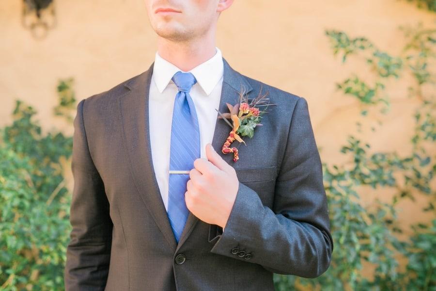 gorgeous buttonhole