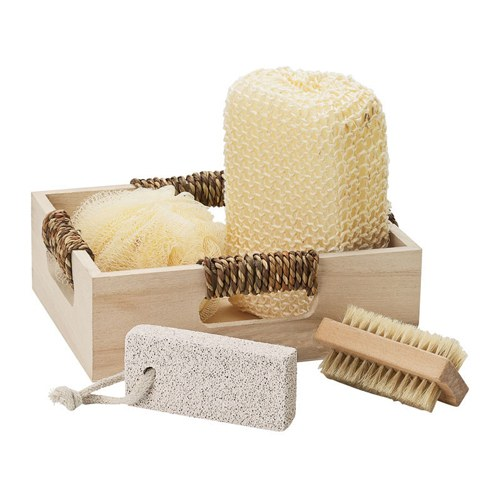 personalized-wooden-spa-set