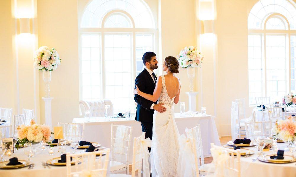 A Stunning Washington State Wedding