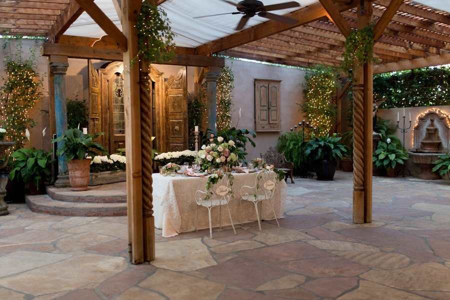 romantic wedding decorations