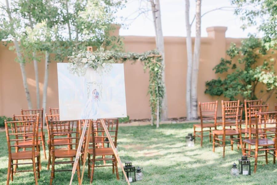 wedding artistry