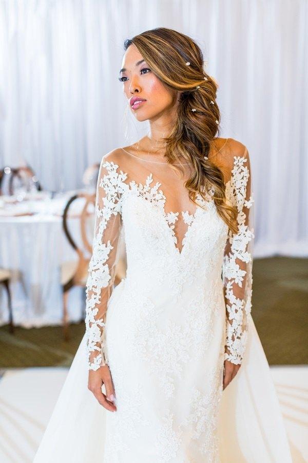wedding bodice