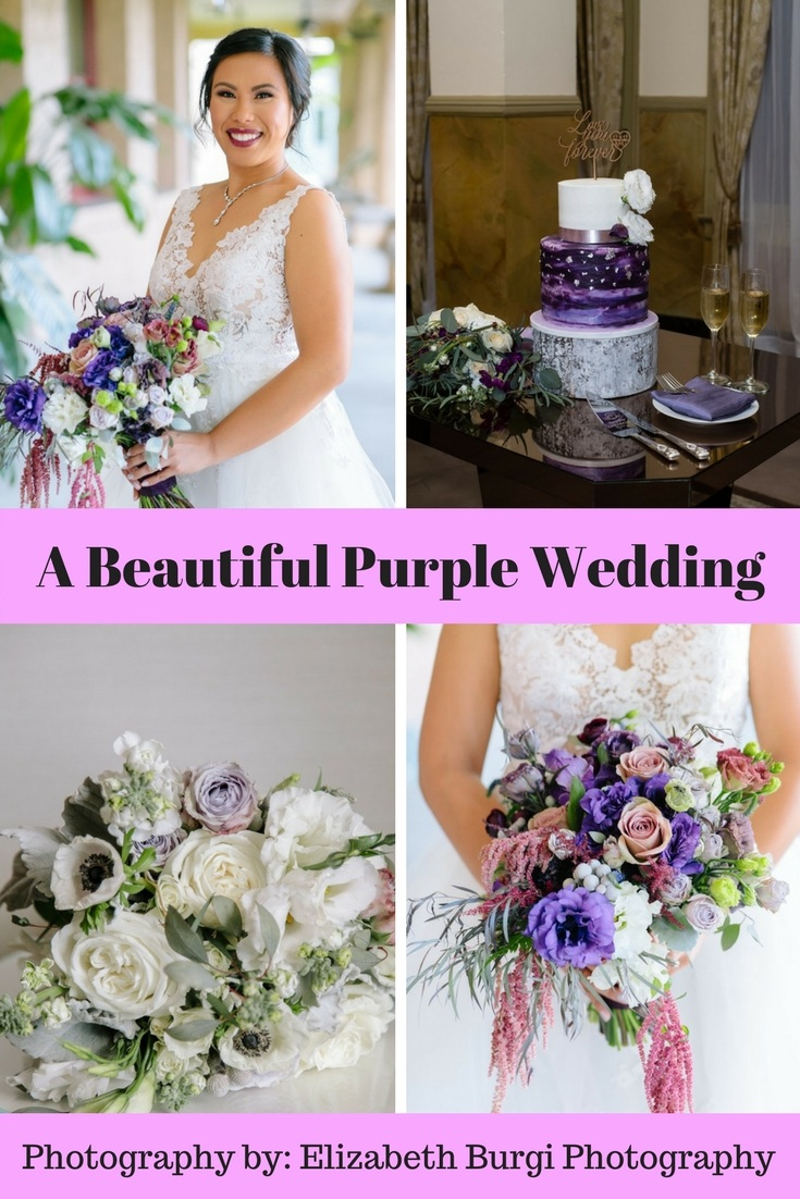 Purple Wedding Theme Inspiration