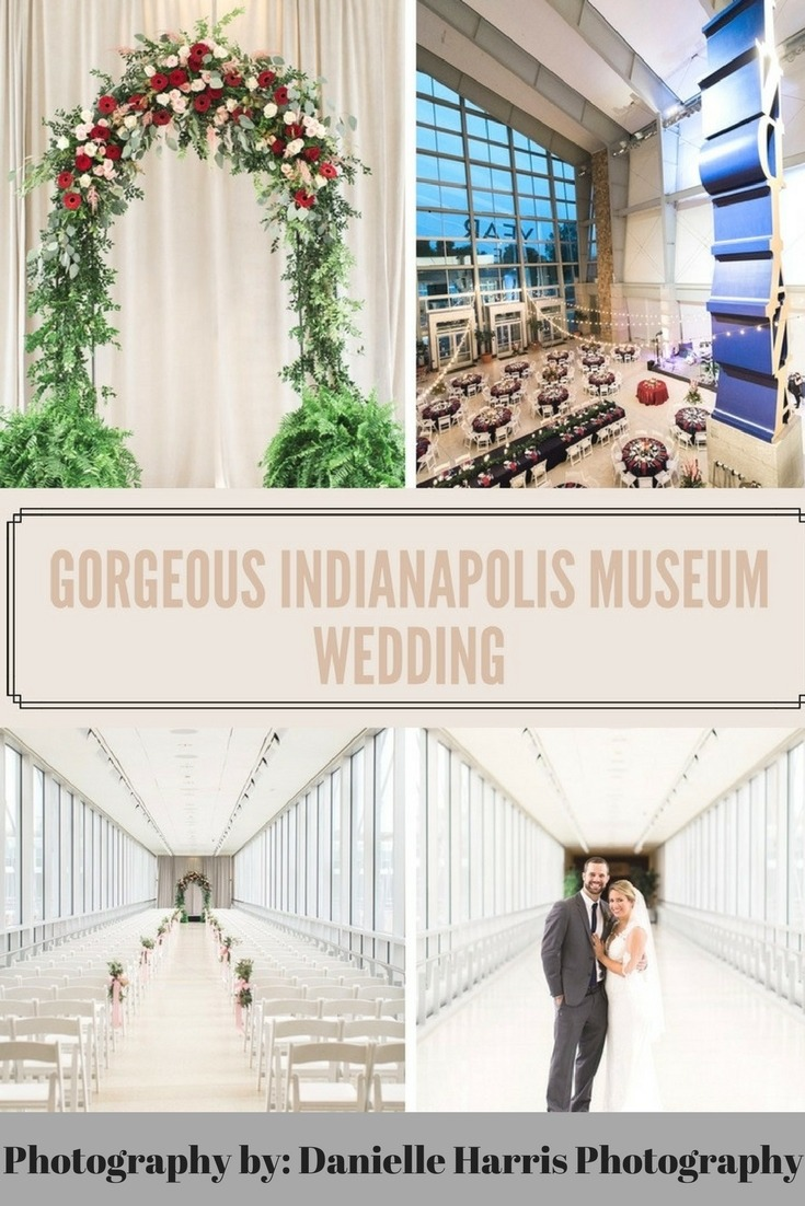 Gorgeous indianapolis museum wedding check out this unique wedding museum wedding junglespirit Images