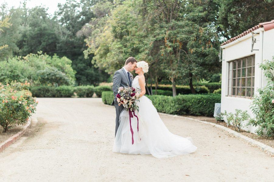 A Fall Outdoor Wedding- the Prettiest Shoot You've Ever Seen!