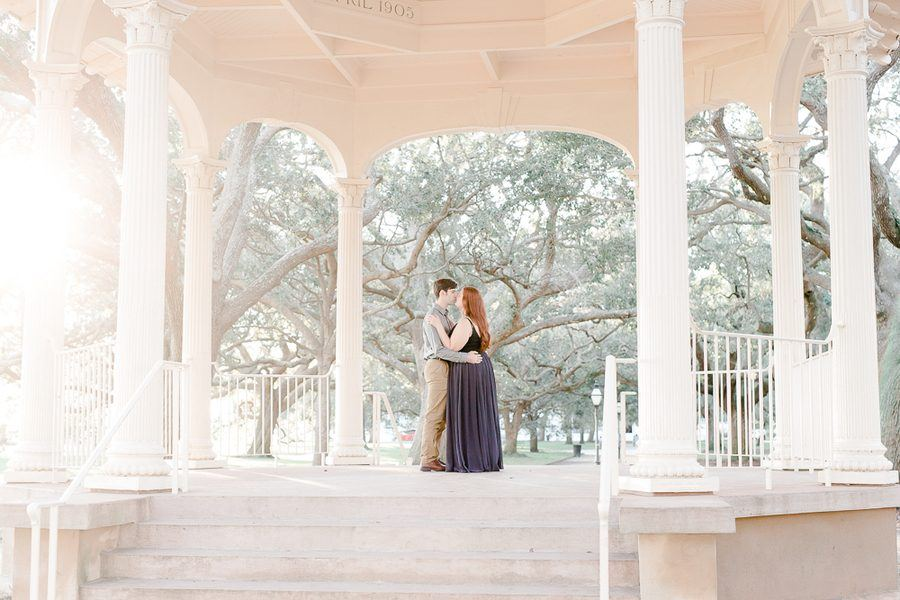 Charleston South Carolina Engagement Session