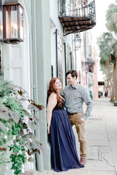 Charleston South Carolina Engagement Session