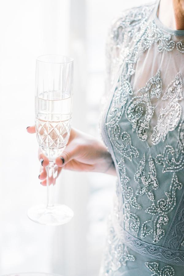 Pastel Bridal Portrait Inspiration from Paris