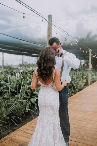South Florida Rustic Wedding