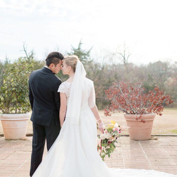 Romantic Wedding Inspiration Enchanted Creek in Texas