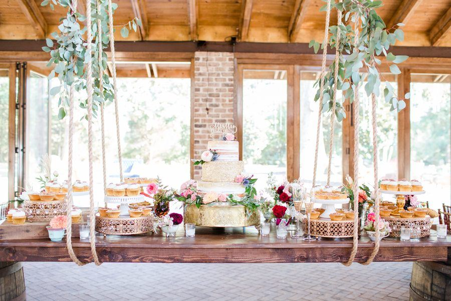 Romantic Southern Wedding