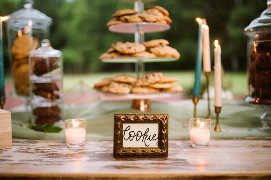 cookie signage