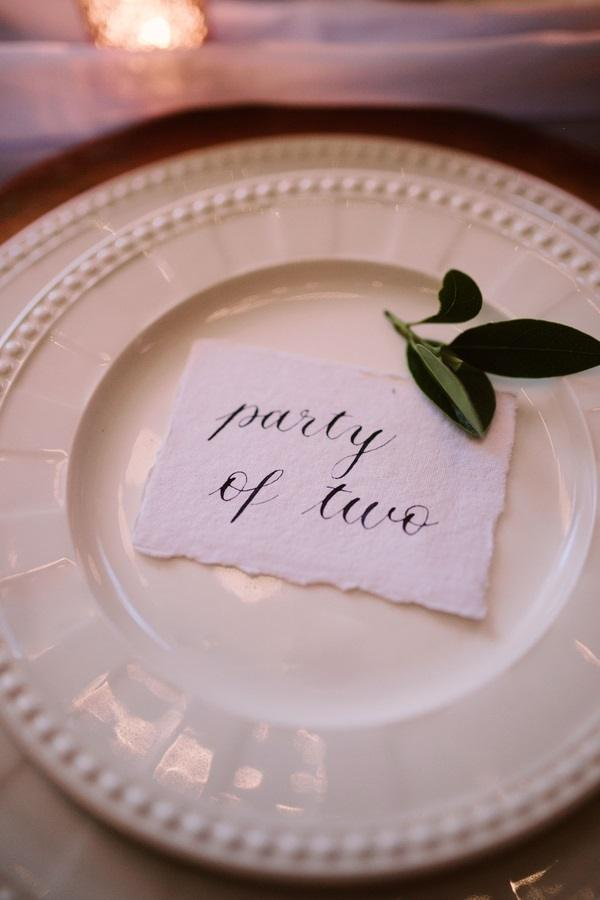 wedding tablewear