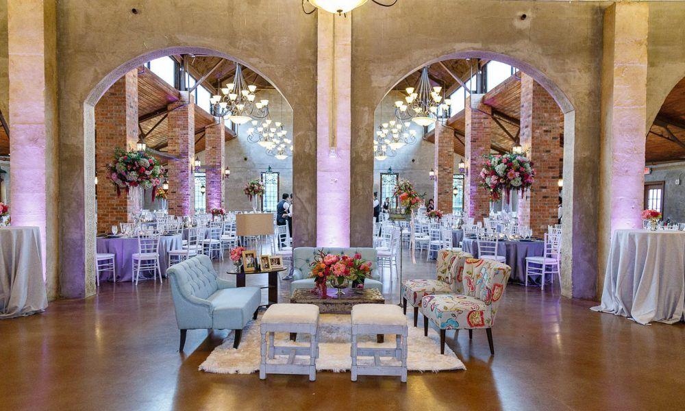 Luscious Wedding at Historic Olde Dobbin Station