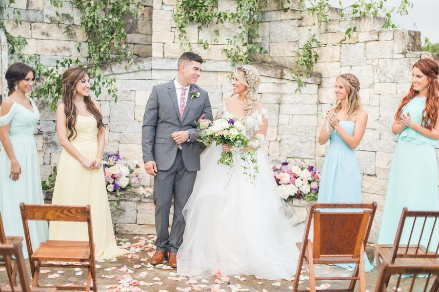 Classy Disney Wedding Inspiration: A Must-See for Any Princess Bride