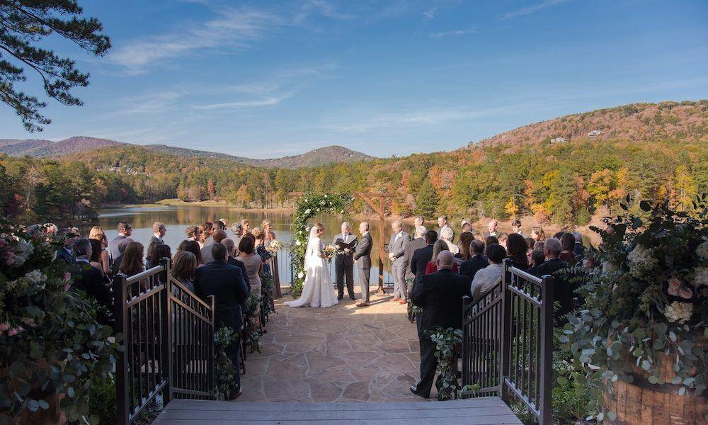 An Upscale Rustic Romantic Wedding in North Georgia