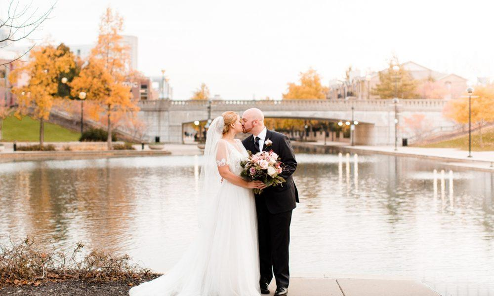 An Industrial and Contemporary Wedding: An Absolute Must-See