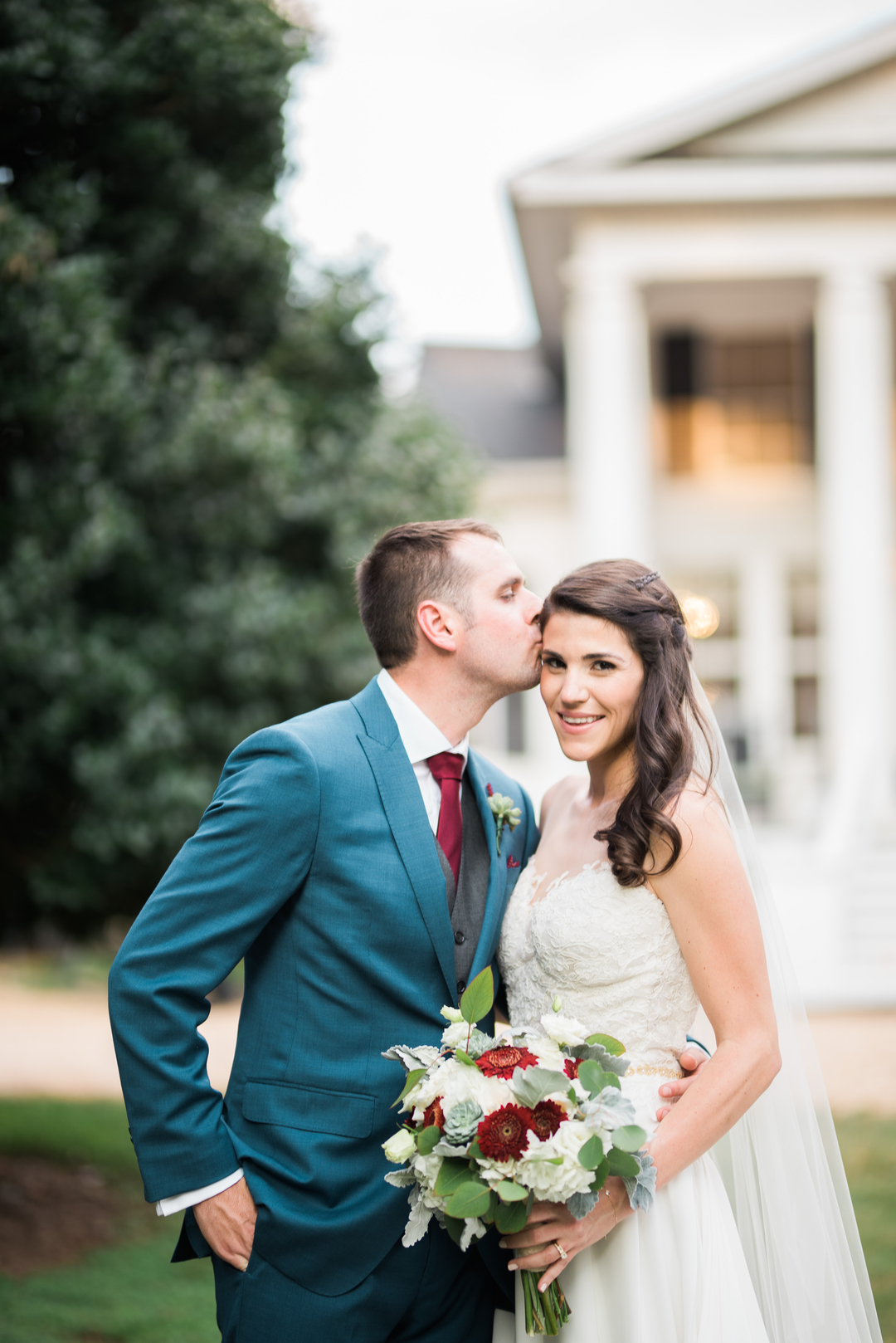 c2d1f24fdeb4 Barrett & Dutton Red, White, and Blue! | Cake & Lace Wedding Blog