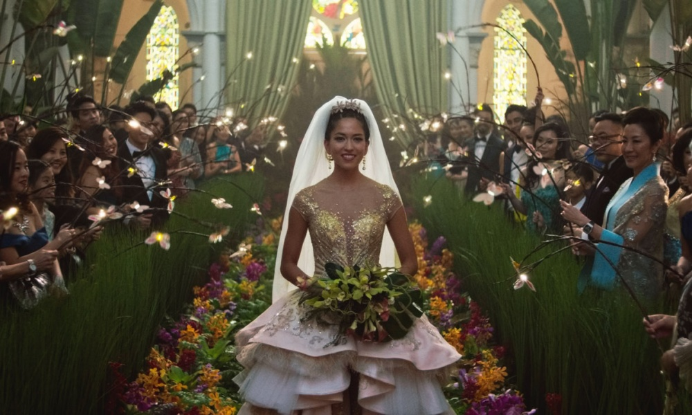 The Most Outrageous Wedding All Year: Crazy Rich Asians!